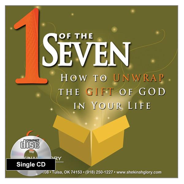 """1 of Seven"" Single CD Audio Teaching"