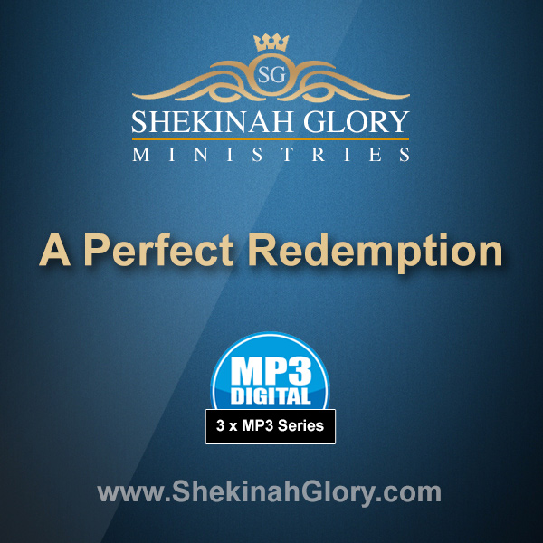 """""""A Perfect Redemption"""" 3 x MP3 Audio Series"""
