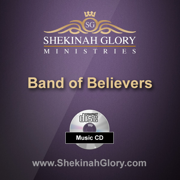 """Band of Believers"" Single Music CD"