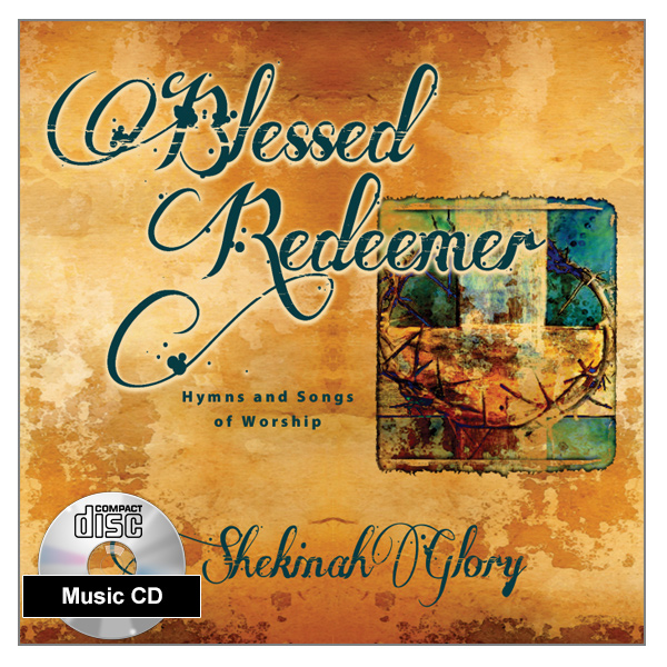 """Blessed Redeemer"" Single Music CD"