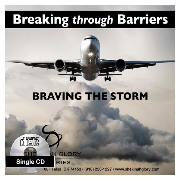 """Breaking Through Barriers"" Single CD Audio Teaching"