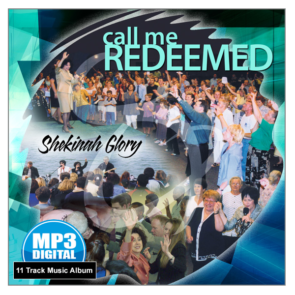 """Call Me Redeemed"" - 11 Track MP3 Music Album"