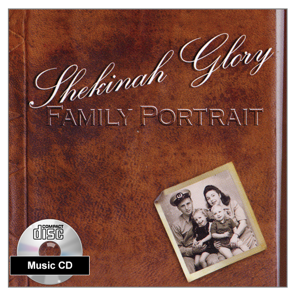 """Family Portrait"" Single Music CD"