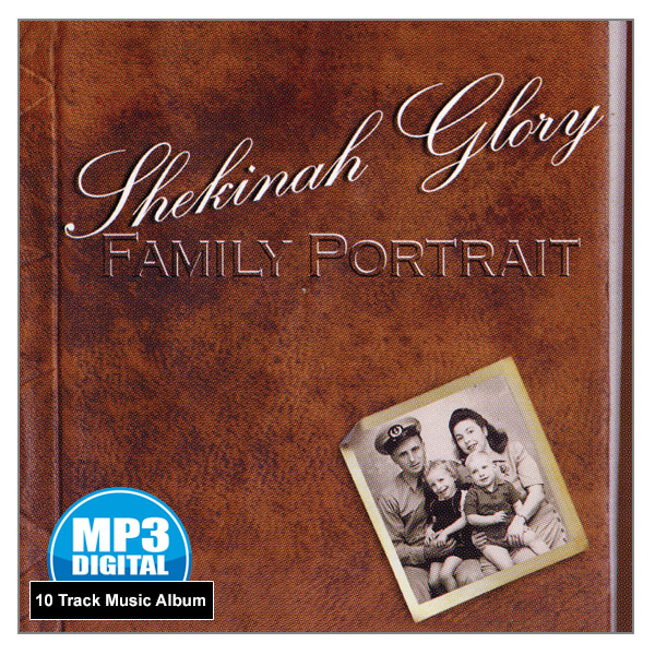 """Family Portrait"" - 10 Track MP3 Music Album"
