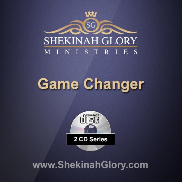 """""""Game Changer"""" Single CD Audio Teaching"""