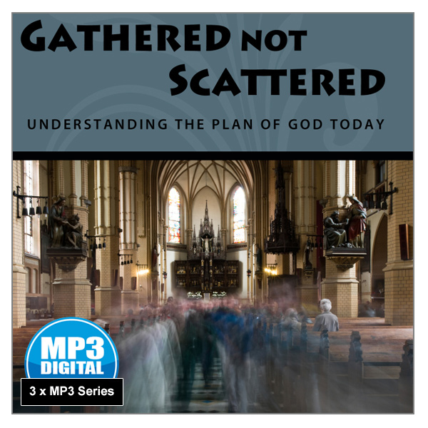 """""""Gathered Not Scattered"""" - 3 x MP3 Audio Series"""