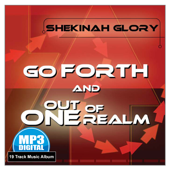 """Go Forth Out of One Realm"" - 19 Track MP3 Music Album"