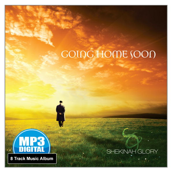 """Going Home Soon"" - 8 Track MP3 Music Album"