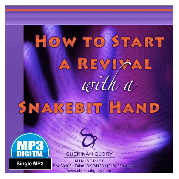 """""""How to Start a Revival with a Snakebit Hand"""" 2 x MP3 Audio Series"""