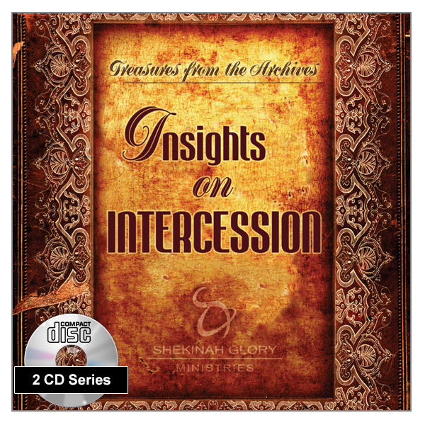"""Insights on Intercession"" 2 x CD Audio Series"