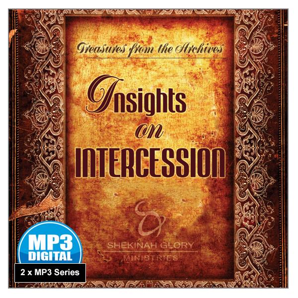 """Insights on Intercession"" 3 x MP3 Audio Series"