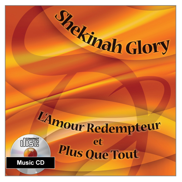 """L'Amour Redempteur et Plus One Tout"" Single Music CD"