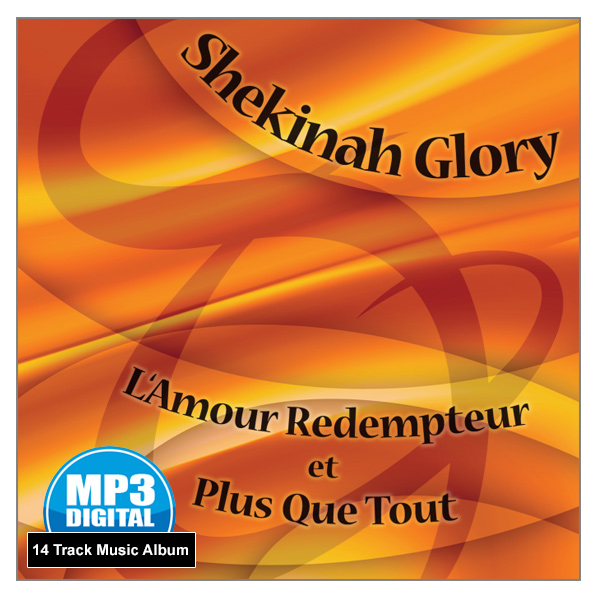 """L'Amour Redempteur et Plus One Tout"" - 14 Track MP3 Music Album"